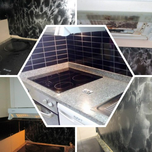 portfolio 2/2  - Pequeno restauro de cozinha