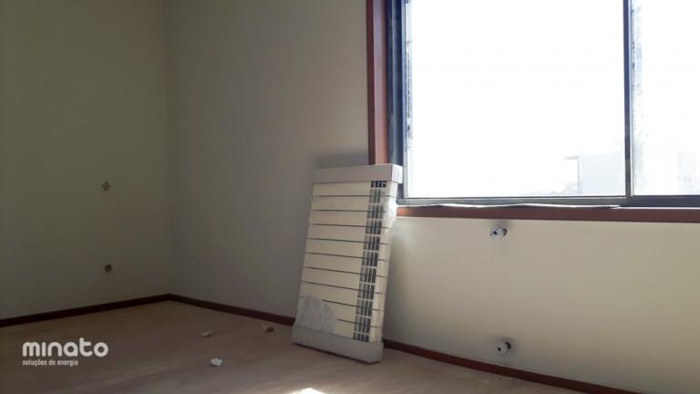 portfolio 36/41  - Solar Térmico, Radiadores e Caldeira