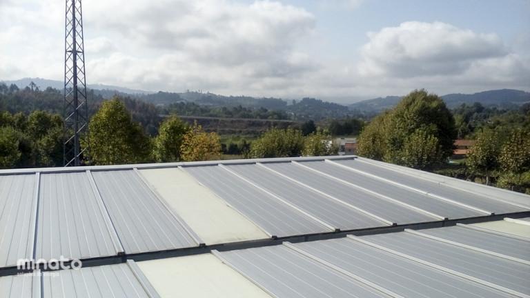 portfolio 38/41  - Solar Térmico, Radiadores e Caldeira
