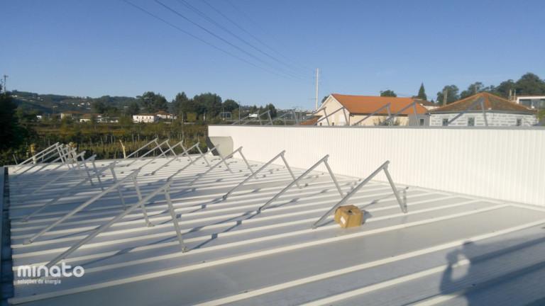 portfolio 41/41  - Solar Térmico, Radiadores e Caldeira