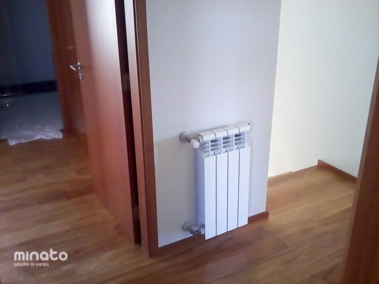 portfolio 30/41  - Solar Térmico, Radiadores e Caldeira