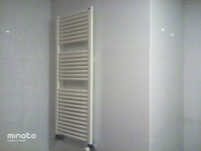 portfolio 29/41  - Solar Térmico, Radiadores e Caldeira