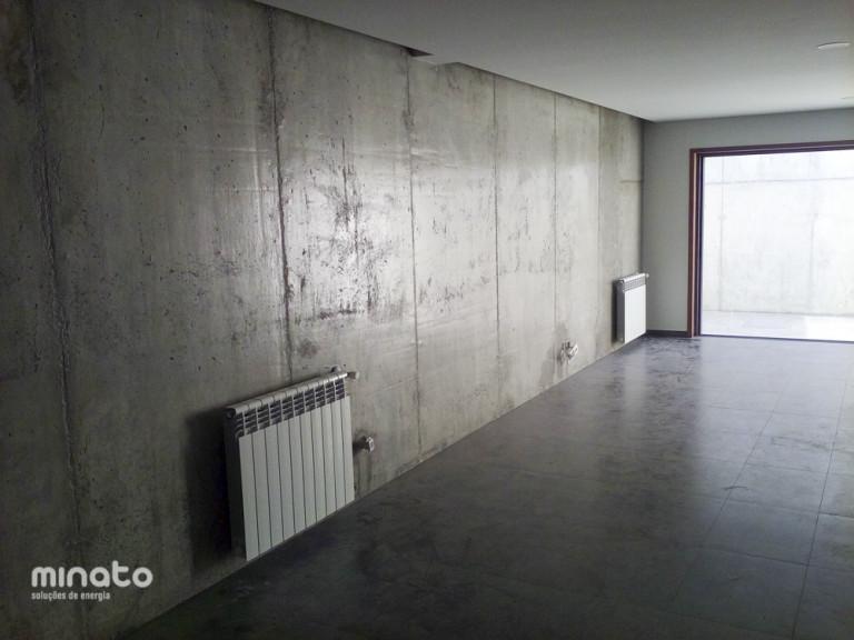 portfolio 27/41  - Solar Térmico, Radiadores e Caldeira