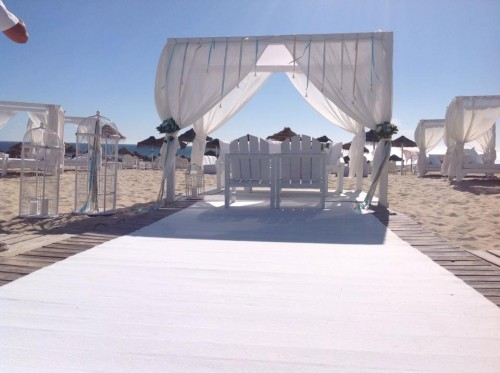 portfolio 12/22  - Cerimónia na praia