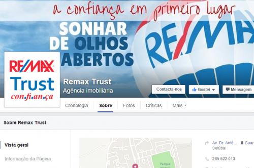 portfolio 4/4  - Remax Trust - Social Media