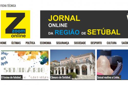 portfolio 1/4  - ZoomOnline - Social Media + WebSite