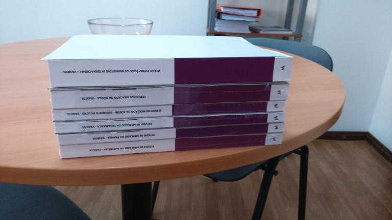 portfolio 36/47  - Estudos de mercado e plano de marketing