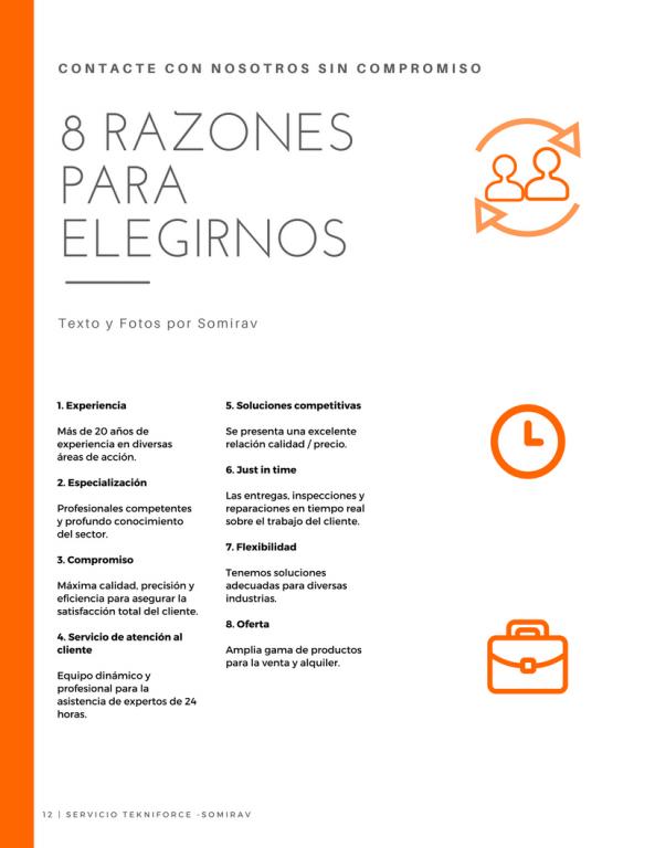 portfolio 43/47  - Catálogo de empresa pág. 11