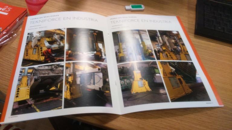 portfolio 42/47  - Catálogo impresso