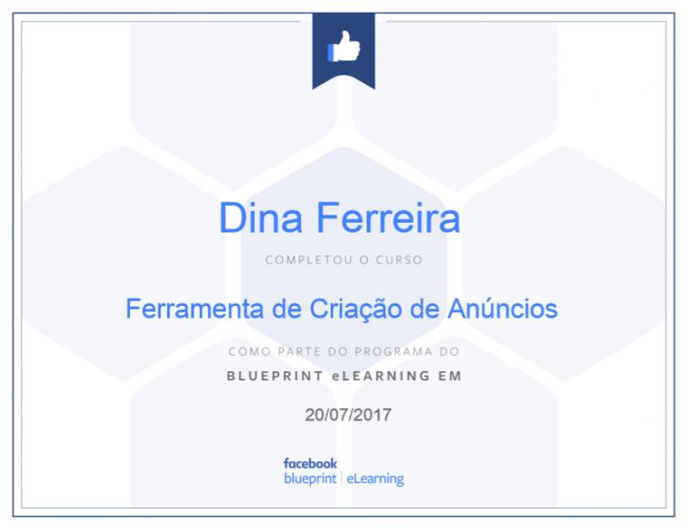 portfolio 3/47  - Certificado