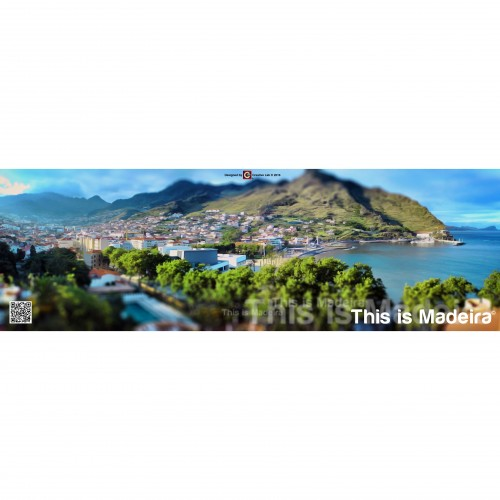 "portfolio 22/41  - Design da campanha ""This is Madeira"" - UK"