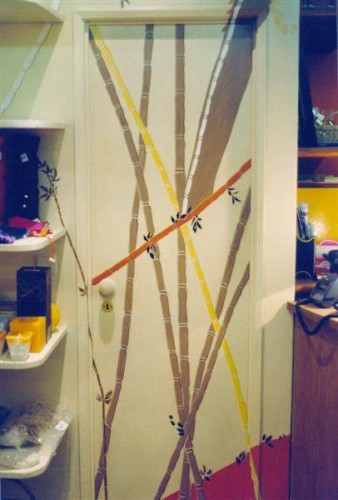 portfolio 11/37  - Porta motivos de bambú