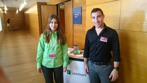 portfolio 4/5  - Evento Lexmark Finance Automation, CCB, Lisboa