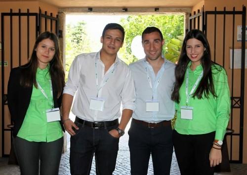 portfolio 3/5  - Evento BSD Solutions, Plaza Ribeiro Telles, V.F.Xira