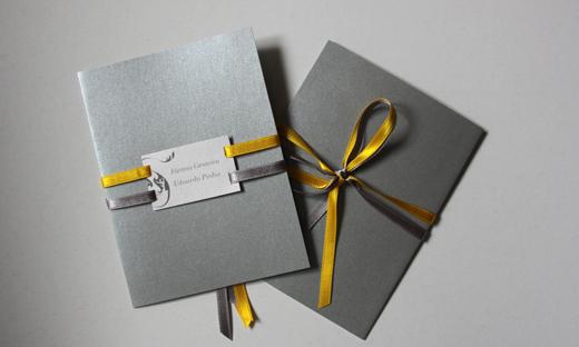 portfolio 8/20  - Convite Casamento