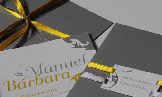 portfolio 9/20  - Convite Casamento