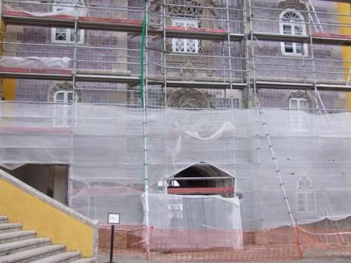 portfolio 2/5  - Fachada Palácio da Pena