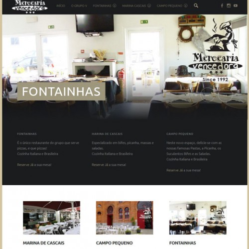 portfolio 8/17  - Webdesign - WordPress - merceariavencedora.com