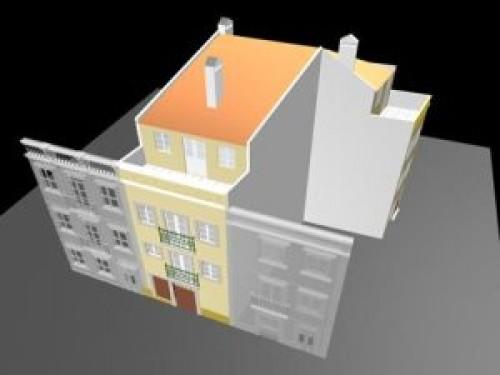 portfolio 13/17  - Modelação 3D Urbanístico