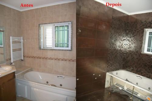 portfolio 18/20  - Remodelação interior