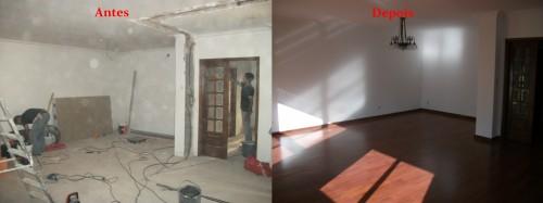 portfolio 17/20  - Remodelação interior