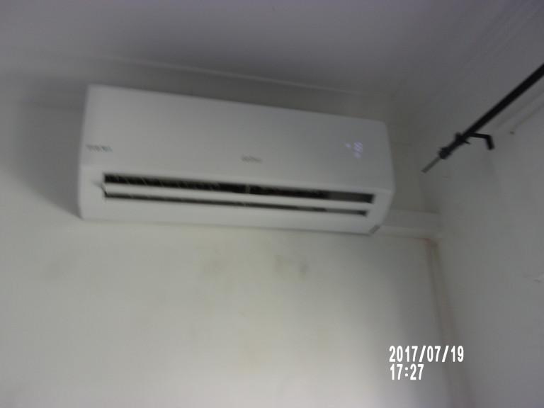 portfolio 5/11  - Ar condicionado Unidade Interior