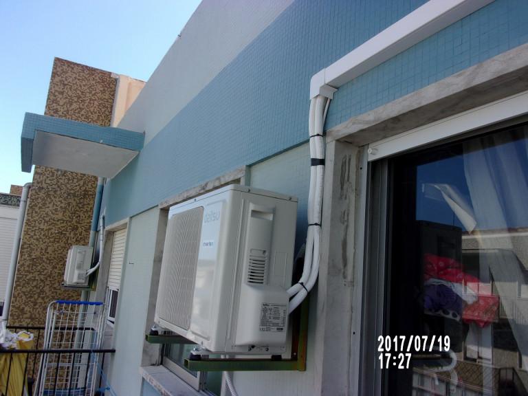 portfolio 4/11  - Ar condicionado Unidade Exterior
