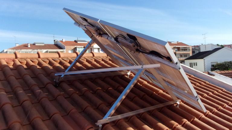portfolio 11/11  - Instalação Fotovoltaica Autoconsumo