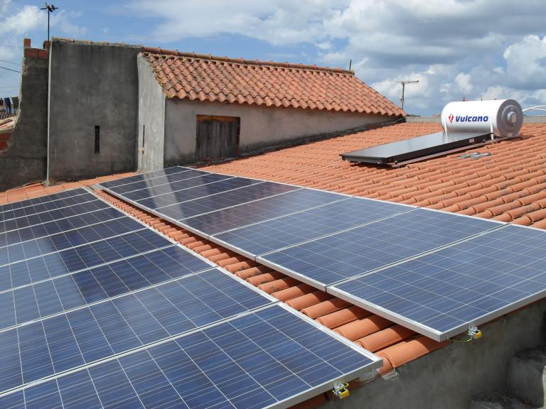 portfolio 8/11  - Instalação Fotovoltaica Microgeração
