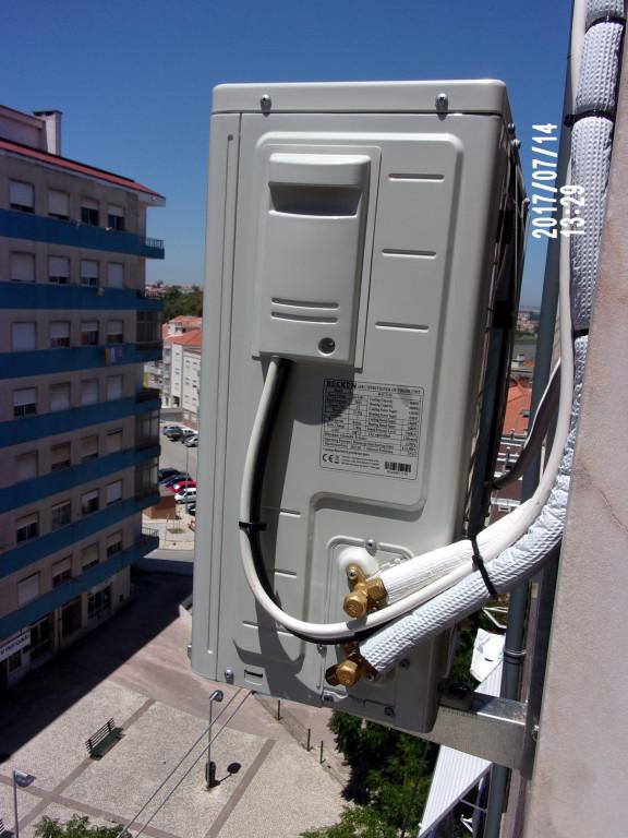 portfolio 7/11  - Ar Condicionado Unidade Exterior