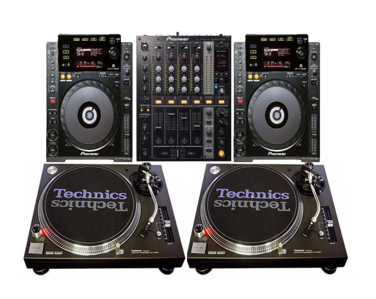portfolio 8/10  - Setup DJ