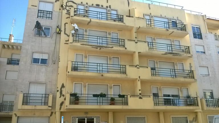portfolio 8/12  - reparação de fissuras em fachada