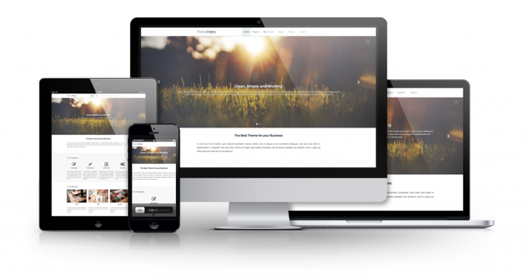 portfolio 7/14  - Multipurpose and fully responsive HTML5 and CSS3 theme based on Twitter Bootstrap
