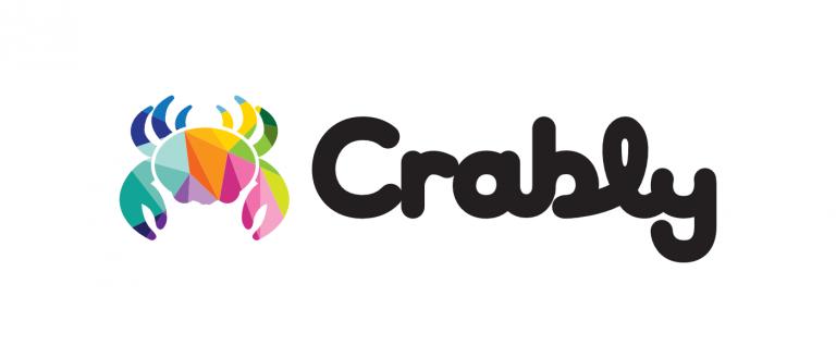 portfolio 1/14  - Design do Logo para a startup dinamarquesa Crably