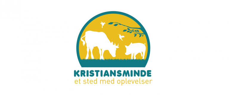 portfolio 9/14  - Proposta de Logo para a empresa dinamarquesa Kristiansminde