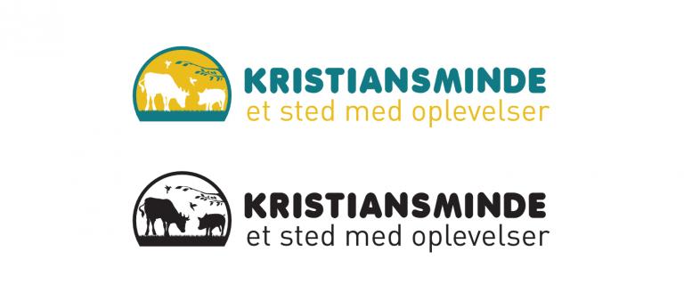 portfolio 10/14  - Proposta de Logo para a empresa dinamarquesa Kristiansminde