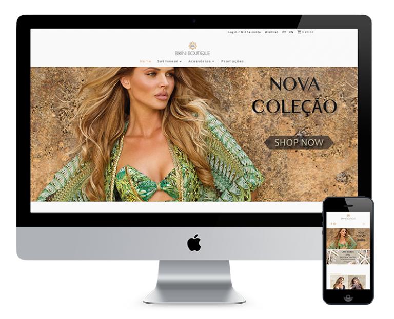 portfolio 6/7  - O nosso projeto consistiu na criação de uma loja online, baseada em WordPress e WooCommerce, bem como o design do logotipo para uma marca nova em Portugal. O objetivo passava por construir um design simples, moderno e de fácil utilização para os seus clientes.