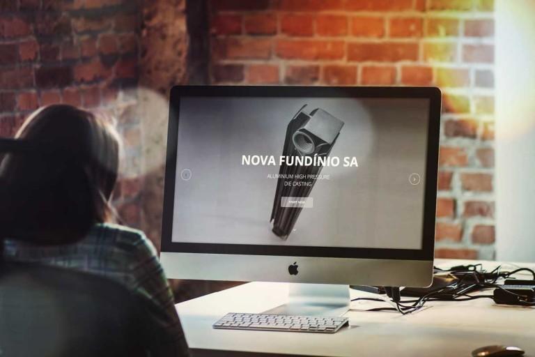 portfolio 8/19  - Website da Fundínio