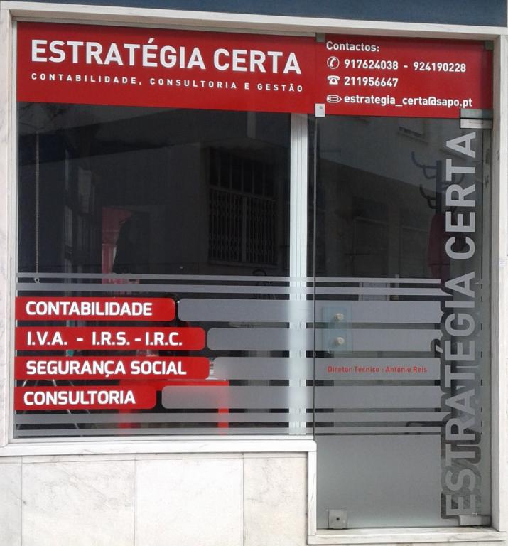 portfolio 17/19  - As nossas instalações no Centro de Odivelas