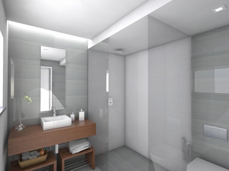 portfolio 9/17  - Leiria - Remodelação de Casa de Banho