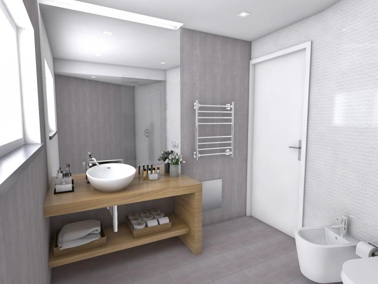 portfolio 6/17  - Leiria - Remodelação de Casa de Banho