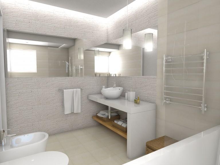 portfolio 5/17  - Leiria - Remodelação de Casa de Banho