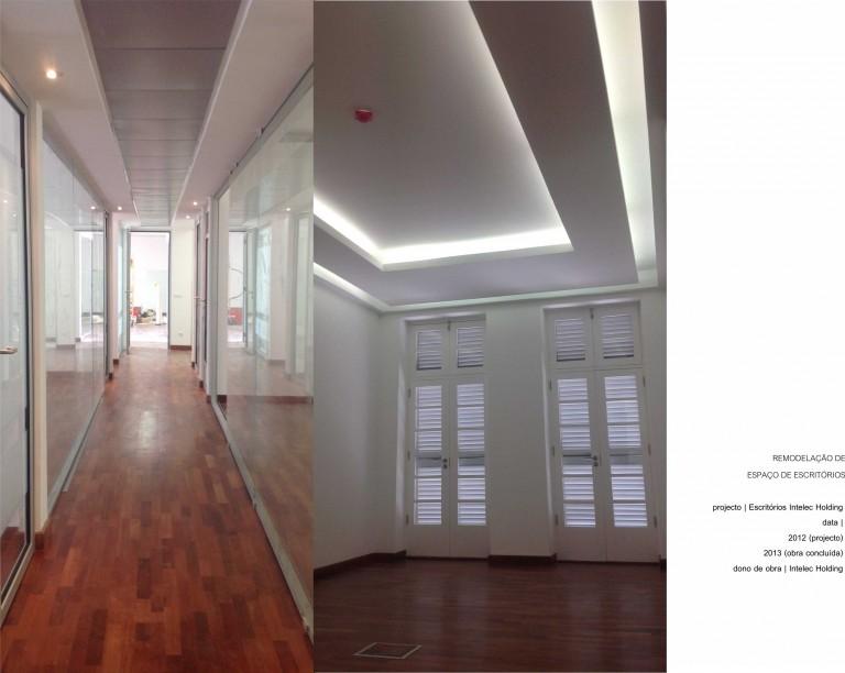 portfolio 14/17  - Remodelação de escritórios