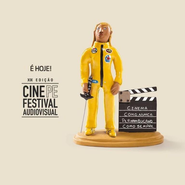 portfolio 2/28  - Campanha de marketing digital - CINE PE, festival de cinema de Pernambuco