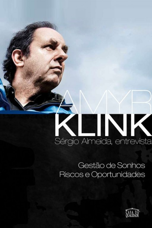portfolio 11/28  - Livro Amyr Klink