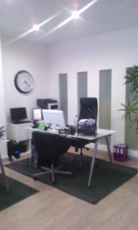 portfolio 36/43  - sala de gabinete  de contablidade