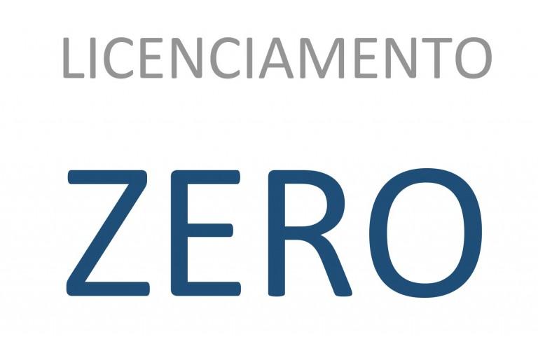 portfolio 8/14  - Licenciamento Zero