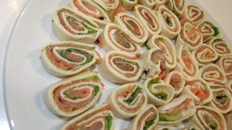portfolio 4/5  - Wraps de salmão