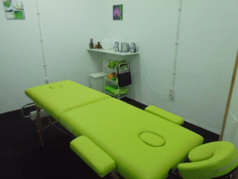portfolio 2/4  - Sala de tratamentos