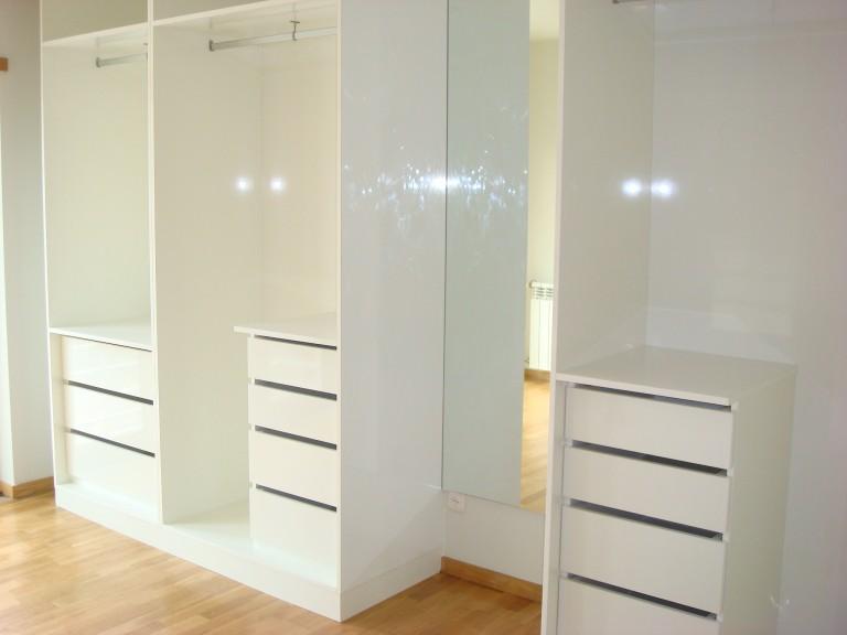 portfolio 11/12  - Closet concluido - obra de remodelação